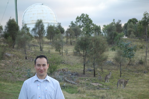 Visit to Mt Stromlo (2)