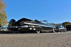 2015 Majestics CC New Years Day Picnic (USautos98) Tags: chevrolet chevy custom impala lowrider 1959