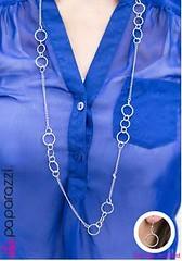 5th Avenue Silver Necklace K1 P2210A-2