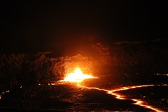 Erta ale (Akhal-Tk) Tags: landscape fire lava earth african ale ethiopia volcan afar rift lavalake erta danakil