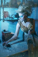 Enchanted Christmas (annashenphoto) Tags: christmas winter snow fairytale magic magical enchanted whimsical