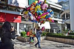 (Eleanna Kounoupa) Tags: street balloons photographer athens greece  kifissia    hccity   stphotographia