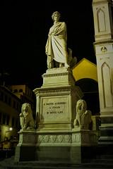 Dante Alighieri (Sacha 2D) Tags: voyage leica italy europe tuscany toscane italie 2014 travelphotography leicam8 leicaelmaritm28mmf28 lensblr photographersontumblr sacha2d
