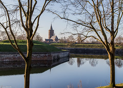 Naarden vesting (Robby van Moor) Tags: holland netherlands nederland fortress naarden vesting