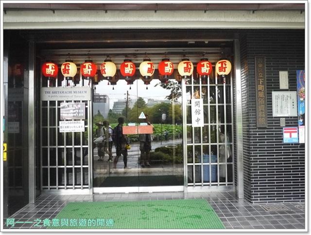 東京自助旅遊上野公園不忍池下町風俗資料館image039