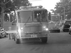 sALT & Pepper (ATOMIC Hot Links) Tags: california fire la smoke flames 911 lafd rubber firetruck burning burn smokey firemen firehouse pyro firefighters 54thstreet backdraft laddertruck crenshaw engineco crenshawblvd carbq lafiredepartment crenshawarea