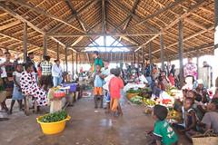 Inside the Anjajavy Market