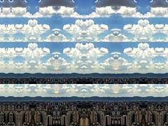 Espelhadas - Downtown SP (desvirtual) Tags: skyline downtown sopaulo sp mirrored copan centro espelhadas