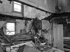 Erasure (Doom vs) Tags: house abandoned fallen exploration urbex ontarioabandoned