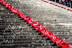 Freitreppe (1) (Nataraj Metz) Tags: carnival stairs germany deutschland hall costume europa europe european mask perron medieval stairway treppe german mardigras fancydress middleages fasching karneval deutsch freitreppe fastnacht fasnacht maske disguised badenwürttemberg mittelalter schwäbischhall kostüm verkleidet mittelalterlich flightofsteps indisguise halliavenezia outsidestaircase fünftejahreszeit externalstairway tamronsp7020028divcusd
