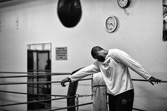 The boxer (johann walter bantz) Tags: black monochrome sport club training blackwhite 85mm style boxer boxe finearts boxingclub nikond sportphotography d4s bnwbw clubdeboxe