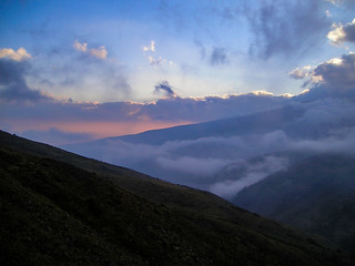 Desde Sierra Nevada