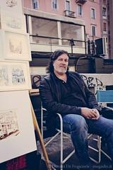 Alessandro Curadi (megadix) Tags: leica italy milan artist milano mila