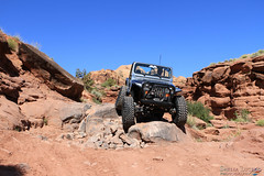 moab-114 (LuceroPhotos) Tags: utah jeeps moab cliffhanger jeeping