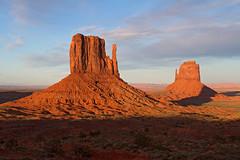 Final Shot from Monument Valley (jpmckenna - Denali Bound) Tags: arizona west landscape sandstone desert highdesert monumentvalley iconic navajotribalpark getoutside