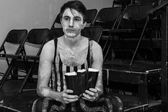 Gregor (david_slotnick) Tags: nyc ny newyork theater play theatre stage acting actor inversion drama gregor offbroadway offoffbroadway offoffoffbroadway inversiontheatre