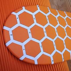 Hexagon wip #art #artwork #graffiti #skateboarding #skateart (scruffdesigns) Tags: art graffiti artwork skateboarding skateart