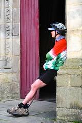 I pray to get a bike (Denis Ferir) Tags: bike prayer vlo prire