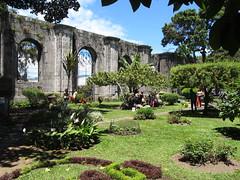 """Cartago: les ruines d'une église transformée en parc <a style=""""margin-left:10px; font-size:0.8em;"""" href=""""http://www.flickr.com/photos/127723101@N04/26967150342/"""" target=""""_blank"""">@flickr</a>"""