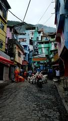 Rio de Janeiro (danielhendrikx) Tags: rio janeiro brasil photography photo photos fuji travel trip vacation holiday outdoor wideangle day color slum favela mountain