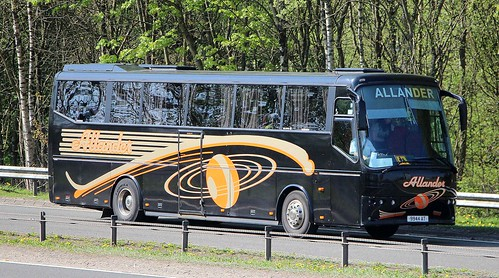 VDL Bova - ALLANDER Coaches Milngavie