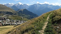 Alps on bike - trail to heaven (poprostuflaga) Tags: france frankreich francja alpes alpen alpi alpe alps dhuez
