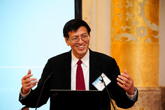 Shenggen Fan Speaking at the Beijing Launch of the 2016 Global Food Policy Report (IFPRI-IMAGES) Tags: poverty energy event health research conflict conference agriculture economic development climatechange sustainability policy nutrition deterioration governance spillage resilience spoilage malnutrition foodconsumption watermanagement foodwaste valuechains foodsecurity beijingfriendshiphotel smallholder landmanagement marketaccess ifpri soilfertility landdegradation soilcarbon shenggenfan foodloss handlingloss