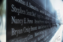 Wall of Empty Sky 9/11 Memorial (oldKidFromDvo) Tags: newyorkskyline newjersey 2016 libertystatepark jerseycity daytrip nj usa