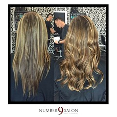 "Lovely before and after of a natural, rooty balayage; created by stylist, Kelsey. #dtsp #tampabay • <a style=""font-size:0.8em;"" href=""http://www.flickr.com/photos/41394475@N04/27283042053/"" target=""_blank"">View on Flickr</a>"