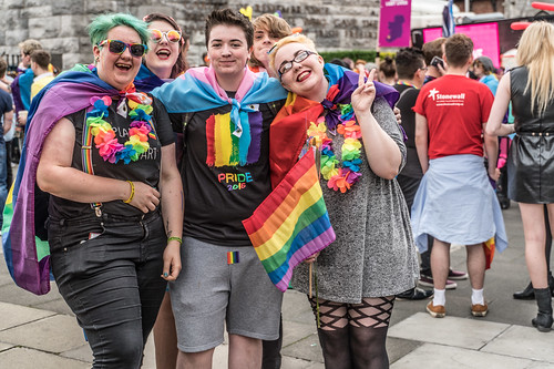 PRIDE PARADE AND FESTIVAL [DUBLIN 2016]-118024