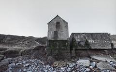Auchmithie (M1171532 E-M1 12mm iso200 f4 1_100s 1ev) (Mel Stephens) Tags: uk coast scotland angus olympus structure coastal pro stitched hdr omd em1 q1 2015 auchmithie ptgui m43 1240mm mirrorless microfourthirds mzuiko 201501 20150117