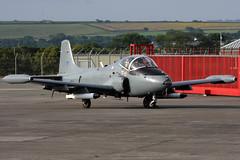 2016-06-26-005FD G-SOAF (BringBackEGDG) Tags: newquay 167 bac 425 stmawgan strikemaster gsoaf