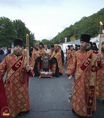 The Meeting of Martyr Evnikian's Head / Встреча мироточивой главы мученика Евникиана Критского (4)