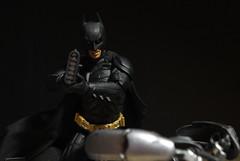 EMP Gun (Ramen Junkie) Tags: comics batman thedarkknight mafex thedarkknightrises