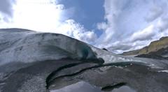 An ice cave in the Solheimajkull glacier (joxeankoret) Tags: ice iceland islandia nieve glacier cave glaciar hielo elurra cueva glacial islanda jokull solheimajokull izotza leizea glaziarra kobazuloa