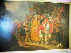 Alexander the Great visits Diogenes / Jan Thomas van Yperen (Beyond the grave) Tags: art netherlands painting philosophy denbosch shertogenbosch noordbrabant diogenes noordbrabantsmuseum alexanderthegreatvisitsdiogenes janthomasvanyperen yperenjanthomasvan
