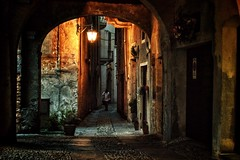 unpolished (paddy_bb) Tags: old italien italy nightscape decay piemont 2016 ortasangiulio ortalake nikond5300 paddybb