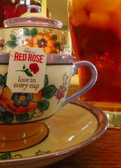 Hot/cold, I like coffee I like tea... (tam_and_john) Tags: hot cold macro tea mondays hotcold
