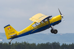 DUD_7726r (crobart) Tags: airplane day aircraft scout canadian airshow borden base forces armed bellanca 8gcbc