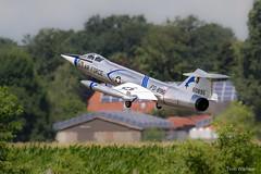 IMG_7427 (Timo Warnken) Tags: f104 fg896 ganderkesee jetflugtage2016 lockheed rcjet rcmodellbau starfighter usairforce