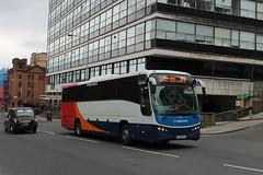 Stagecoach Bluebird - KX61 GFA (53644) (MSE062) Tags: bus scotland volvo coach europe rugby glasgow scottish aberdeen single bluebird panther stagecoach decker megabus citylink gfa plaxton 53644 b9r kx61 kx61gfa