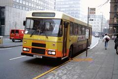 Timeline 69 (G69 RND) (SelmerOrSelnec) Tags: bus manchester tiger timeline leyland portlandstreet shearings alexanderbelfast g69rnd