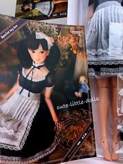 Chinatsu arrived today! :D (cute-little-dolls) Tags: toy doll postcard kawaii pedicure ae chinatsu petworks momokodoll specialtoybox