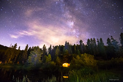 Galaxy Night (Striking Photography by Bo Insogna) Tags: travel camping light camp sky reflection nature beautiful night dark way stars landscape outdoors star scenery colorado long exposure view outdoor space under scenic galaxy astrophotography backcountry astronomy rockymountains universe milky starry milkyway starlight jamesinsogna