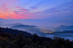 DSC_6545 (david linson) Tags: county mountain beautiful dawn taiwan nantou jinlong