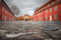 Rows and entrance in Kastellet (Katya_N) Tags: copenhagen denmark kastellet
