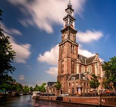 Westerkerk 2 (sigmanow) Tags: nikond750 amsterdam church westerkerk le