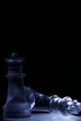 Kings Never Die (ryan.kole32) Tags: light abstract game macro closeup king dof close sony perspective chess queen depthoffield chesspiece gamepiece sonya77