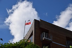 We are Poland! (petrOlly) Tags: europe europa poland polska polen tricity tricityarea trjmiasto pomorze summer architecture architektura building buildings sopot