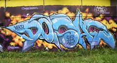 Dashe (HBA_JIJO) Tags: streetart urban graffiti vitry vitrysurseine art france hbajijo wall mur painting letters peinture lettrage lettre lettring writer murale paris94 spray bombeaerosol the bullshitters